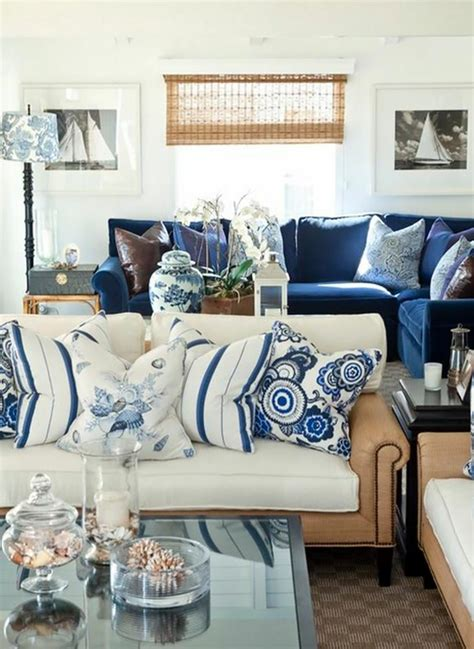 Denim Sofa Set by Maisons De Vacances 224 La D 233 Coration Marine Cr 233 Ative