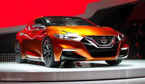 Nissan Sport Sedan Concept Previews The 2018 Maxima Live
