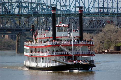 Ohio River Boat Rentals by Newport Map Bb Riverboats Boat