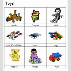 Toys  First Grade