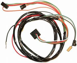 Power Window Wiring Harness Complete  1963 Chevy Corvette