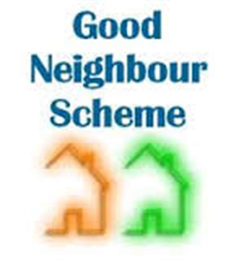 Image result for Good Neighbour Scheme