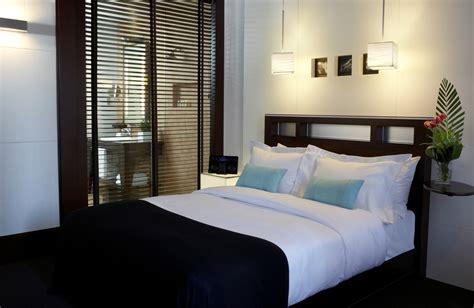 d馗o chambre ethnique décoration chambre d hotel déco sphair