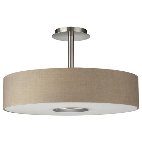 philips 3 light matte chrome ceiling fixture