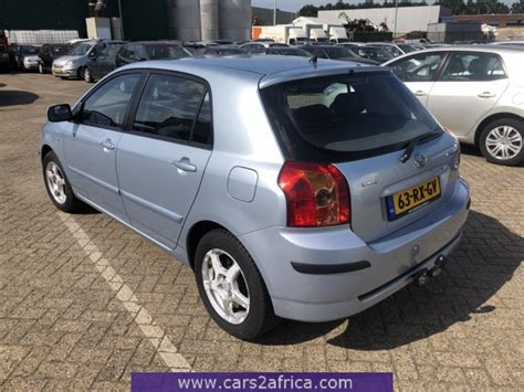 Check spelling or type a new query. TOYOTA Corolla 1.4 #68005 - used, available from stock