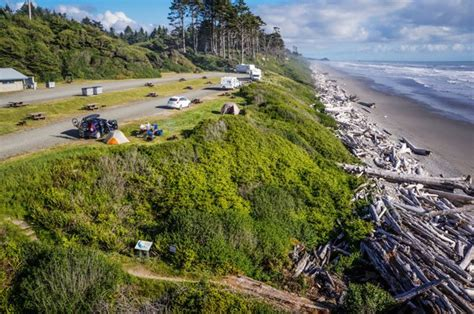 rv campgrounds waterfront camping beach south washington campground campsite campendium rvshare parks wa north pacific spots rvs tent east america