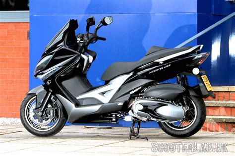 Review Kymco Xciting 400i by Kymco Xciting 400i Road Test Scooterlab