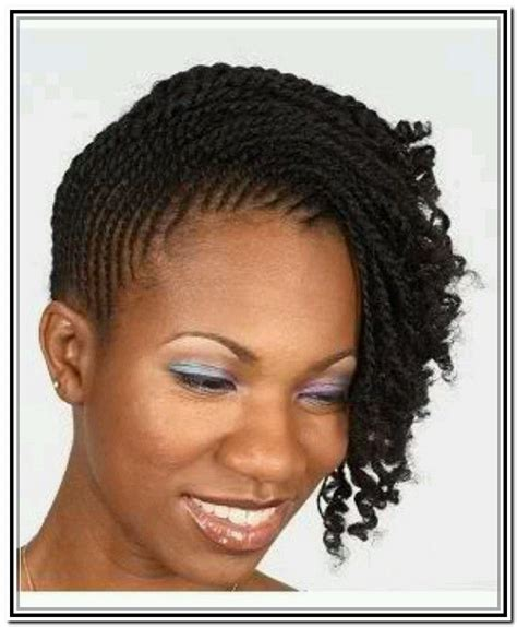 Two Strand Twist Updo Hairstyles by Two Strand Twist Updo Hair Updos New Fashion