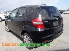 2012 Honda FIT used car for sale in Johannesburg City
