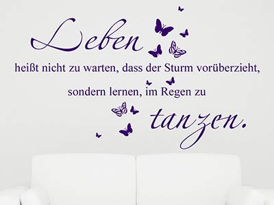 wandtattoo motivation spruch motivierende spr 252 che