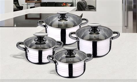 san ignacio  piece cookware groupon