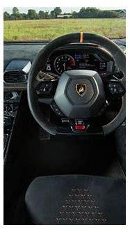 Lamborghini Huracán Performante interior | Autocar