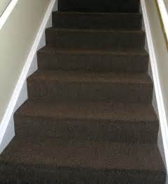 Chocolate Carpet with Stairs