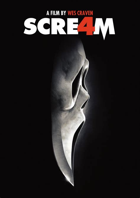 The Last Blog on the Left: Scream 4 Out on DVD & Blu-Ray ...