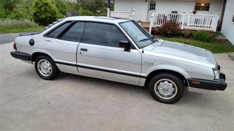 Subaru Gl by A Decade Late 1984 Subaru Gl 10 Coupe