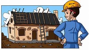 chantier duune maison les tapes de duune toiture with With etape pour construire une maison
