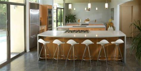 plan de travail cuisine grande largeur chaises cuisine hauteur plan de travail images