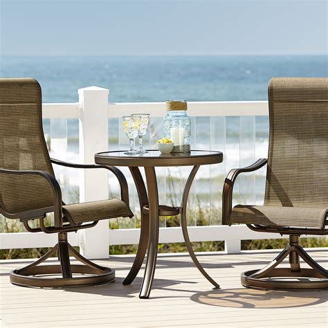 grand harbor edgewater 3 bistro set limited