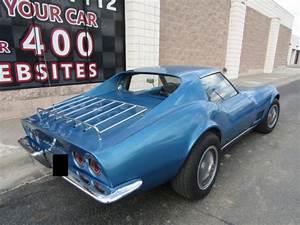 1968 Chevrolet Corvette Coupe 327ci V8 4