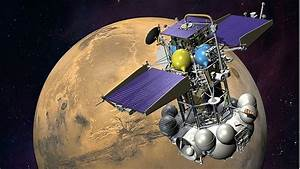 Russian Mars Probe Crashes Back to Earth ...