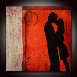 Red Feng Shui to Attract Love Lovers Painting by Andrada ...