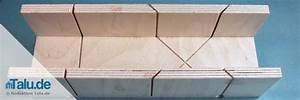 Auf Gehrung Sägen Ohne Gehrungslade : styroporleisten richtig schneiden und anbringen diy ~ Watch28wear.com Haus und Dekorationen