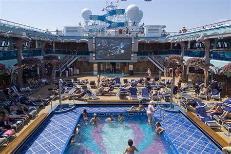 carnival splendor lido deck plan carnival splendor lido deck explore carnival cruise