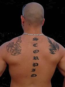 Photos of Scorpio Tattoos