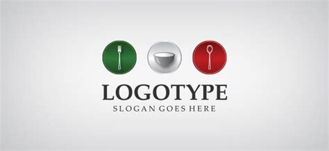 restaurant cutlery logo template free logo design templates