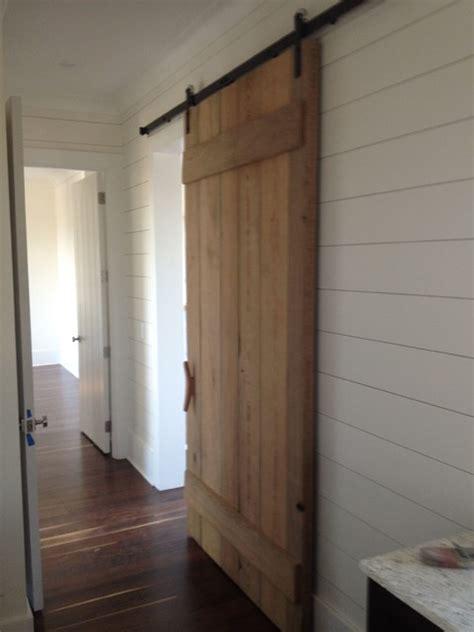 modern barn doors interior cypress barn door modern interior doors charleston by bcw inc