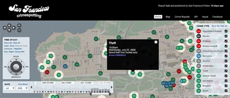 Trulia Crime Map San Francisco