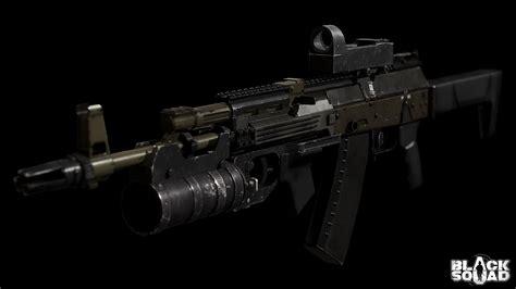 Ak12 Assault Rifle, Hong Kim