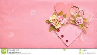 coeur de mariage pink wedding card background with royalty free stock photo image 22848335