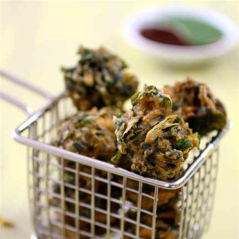 inde cuisine inde palak pakoras blogs de cuisine