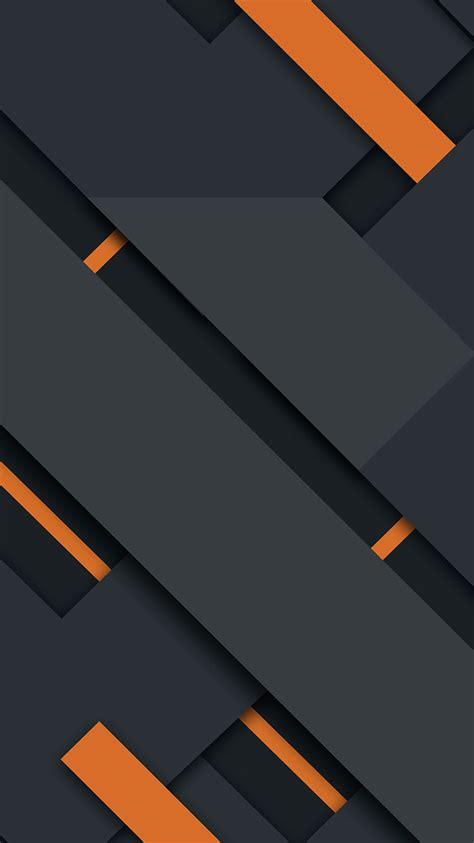 Black Orange Wallpaper For Iphone by Orange And Black Iphone 7 Wallpaper 750x1334