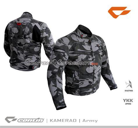 Harga Jaket Touring Merk Contin jaket contin kamerad army toko jaket contin jual jaket