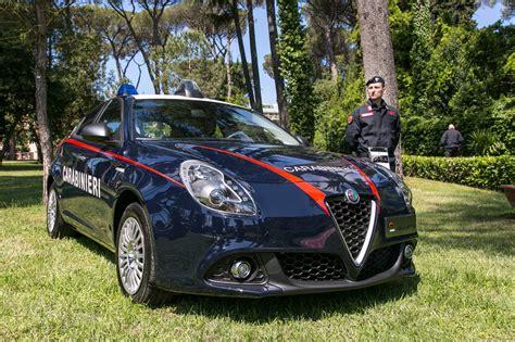 Alfa Romeo Giulietta 2016 Polizia Di Stato