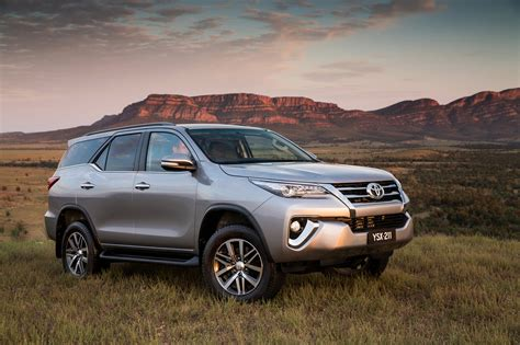 Toyota Fortuner Photo by Toyota Fortuner Review Photos Caradvice