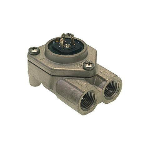 "Gicar 1/4"" Standard Flowmeter   Espresso Parts"