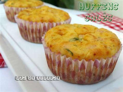 fan de cuisine recettes de muffins salés