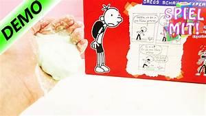 Tagebuch Selber Machen : gregs tagebuch experimentierkasten schleim gef llig schleim selber machen deutsch youtube ~ Frokenaadalensverden.com Haus und Dekorationen