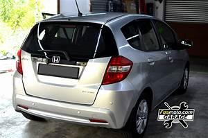 Honda Jazz 2nd Gen Sony Xav