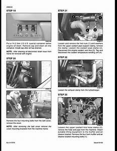 Case 721d Wheel Loaders Service Repair Workshop Manual