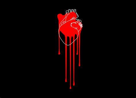 Bleeding Heart by Craig Brickles | Threadless