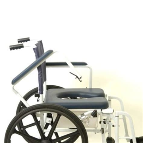 mariner rehab shower commode chair essential luxuries by