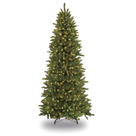 hillside 4ft pre lit cbrostmasf 9 ft brighton pencil artificial tree with 500
