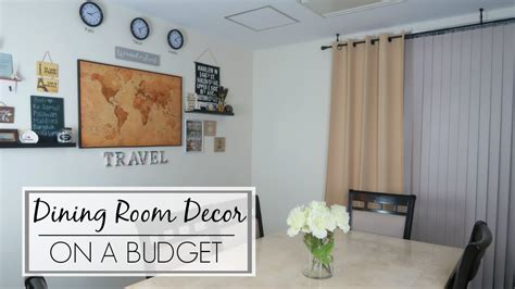 dining room decor   budget travel themed gallery