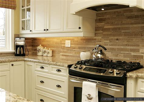 kitchen backsplash travertine travertine subway backsplash brown countertop backsplash
