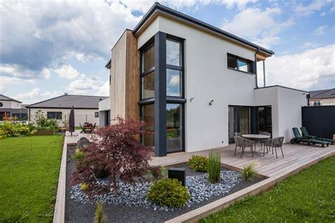 maison d en maison 224 ossature bois basse consommation la maison bois par maisons bois