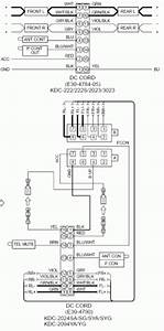 Kenwood Car Radio Stereo Audio Wiring Diagram Autoradio